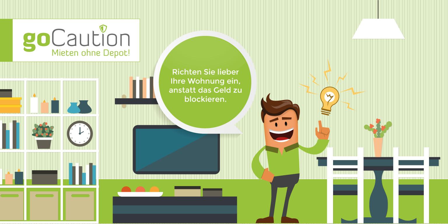 Wir empfehlen ➤ goCaution Mietkaution Schweiz