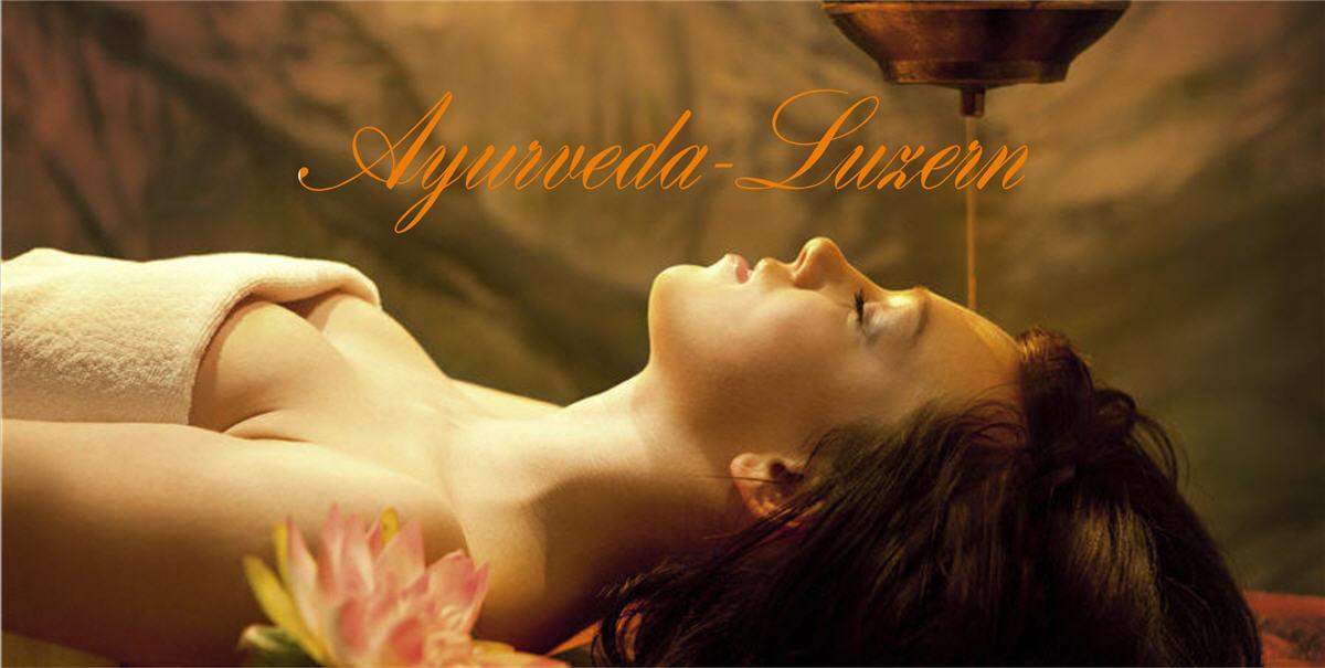 Wir empfehlen ➤ Ayurveda Massagen Luzern