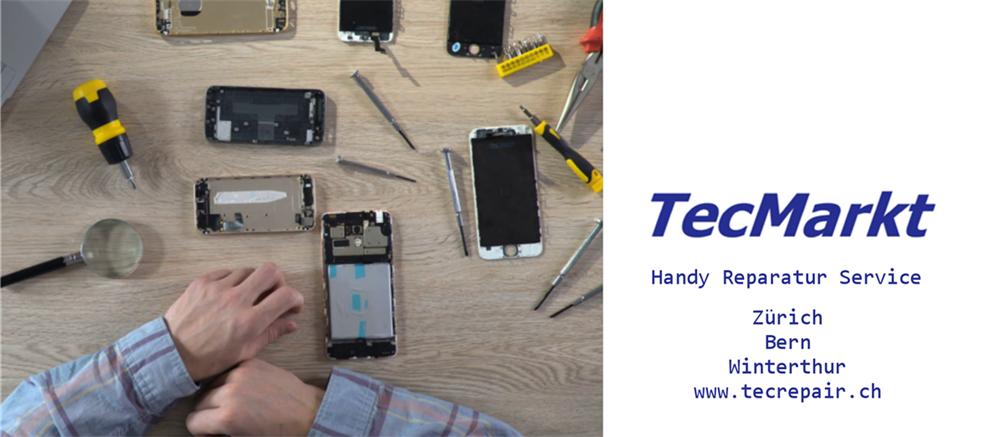 Wir empfehlen ➤ iphone Reparatur-TecMarkt