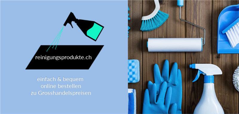Reinigungsprodukte fürs Gewerbe