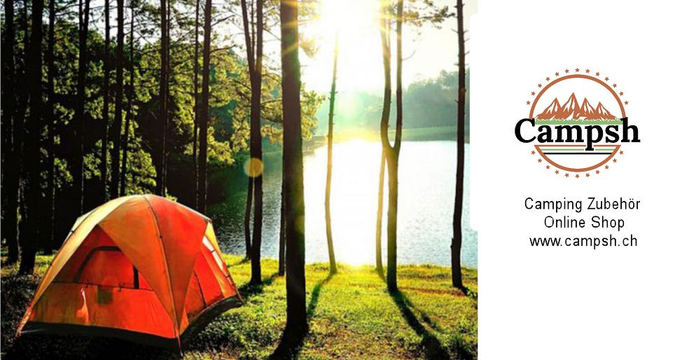 Campingausrüstung günstig online kaufen