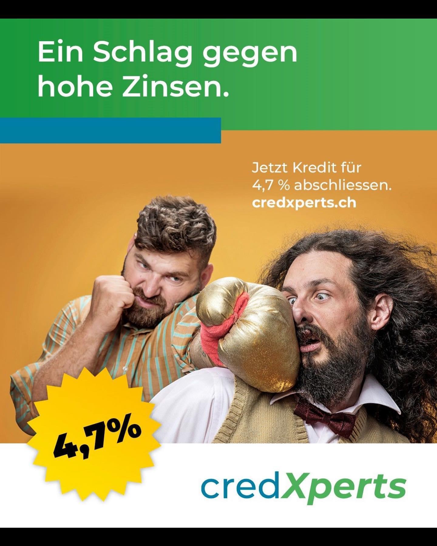 Kreditvergleich in der Schweiz
